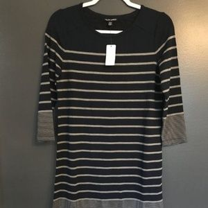 Hilary Radley Size S 3/4 Sleeve Dress